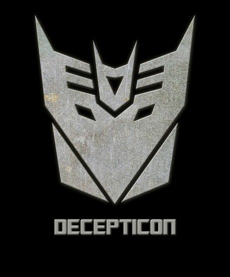 How to draw a Decepticon Logo using Photoshop