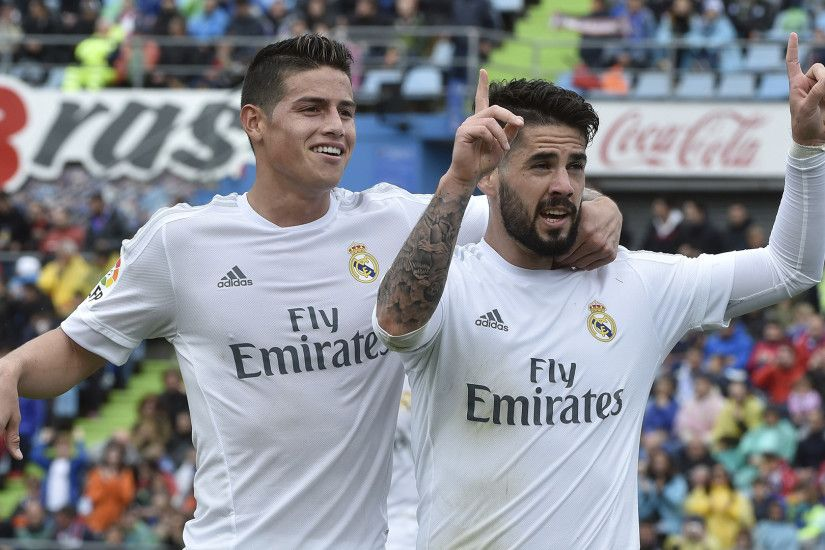 Real Madrid To Seal Getafe S Faith: Real Madrid Celebrating Wallpapers HD 2018 ·①