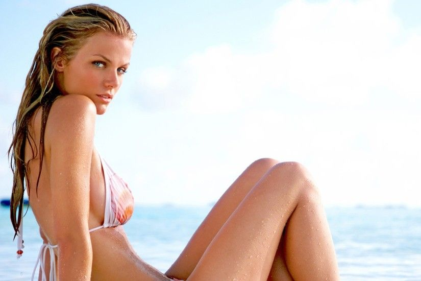 Brooklyn Decker Wallpaper Brooklyn Decker Brooklyn Decker 2014 Brooklyn  Decker Backgrounds Brooklyn Decker Bikini ...