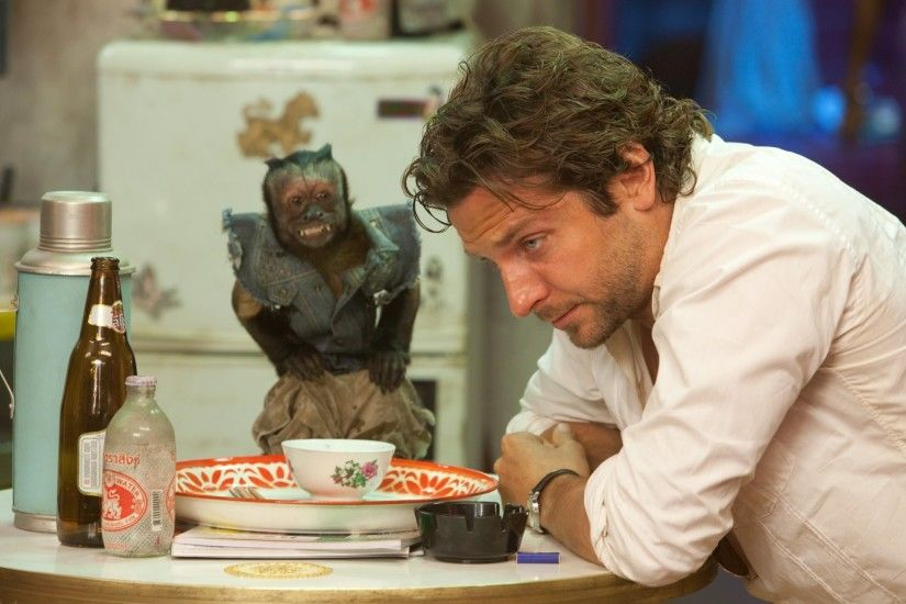 bradley cooper the hangover phil drug dealing monkey