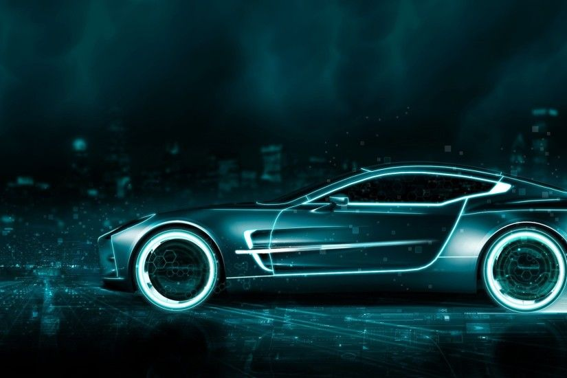 ... TRON LEGACY Light Car Wallpapers | HD Wallpapers ...