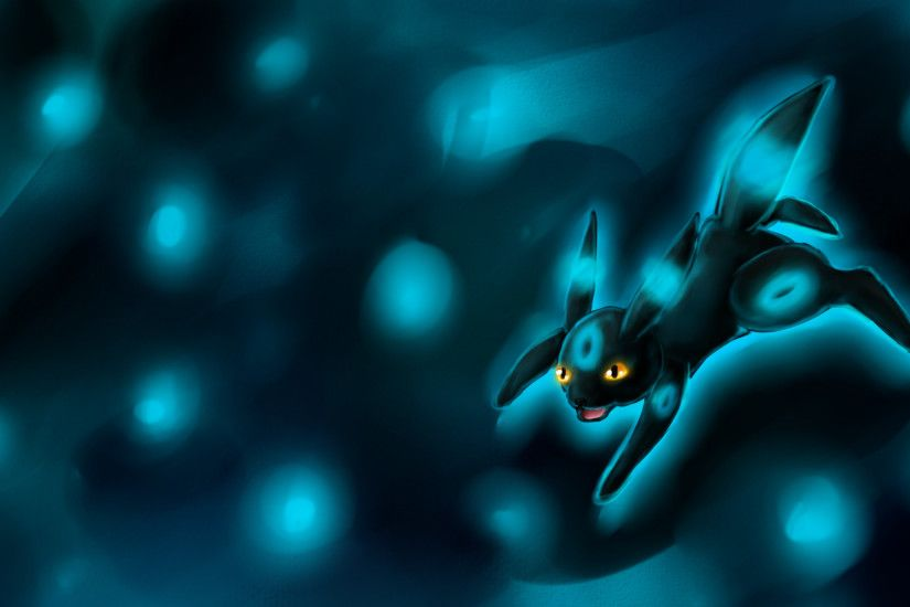 Sparkling Shiny Umbreon Wallpaper by Chicorii Sparkling Shiny Umbreon  Wallpaper by Chicorii