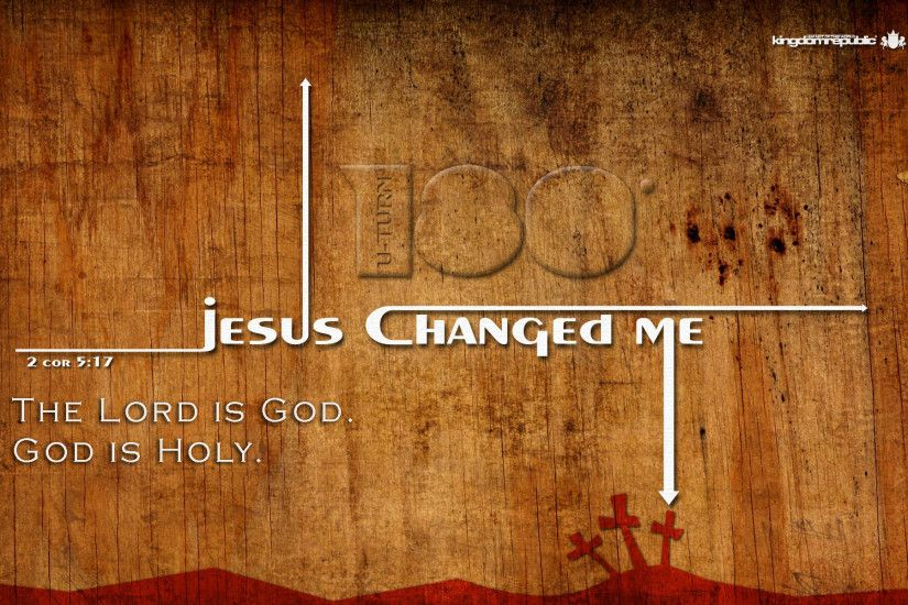 Change yourself if need be and follow the path of the Lord