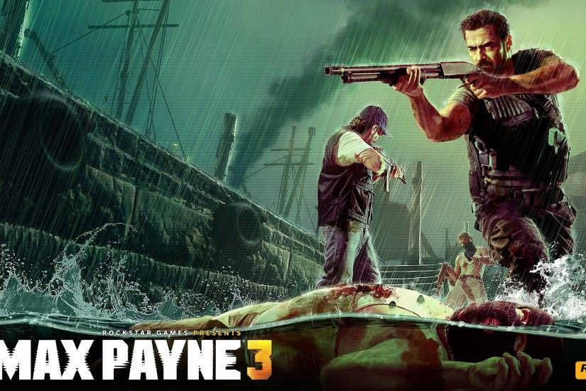 pictures of max payne 3, 1920x1200 (758 kB)