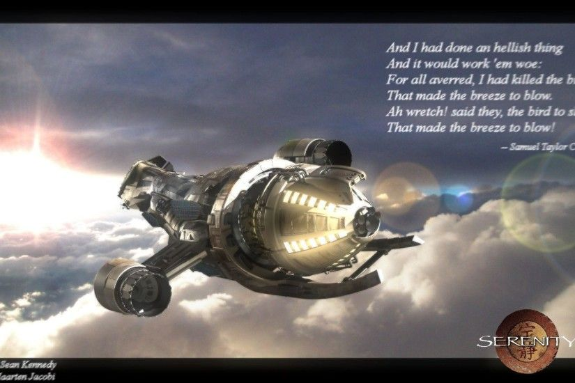 Images For > Firefly Serenity Wallpaper