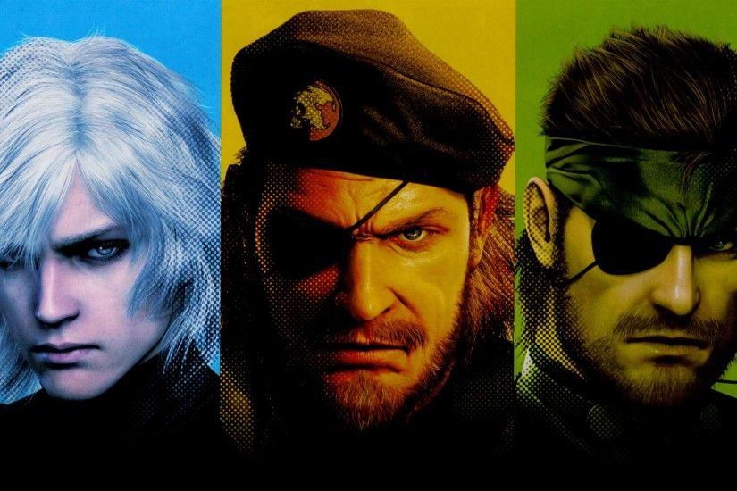 Metal Gear Solid HD Collection Coming To Playstation Vita June 12