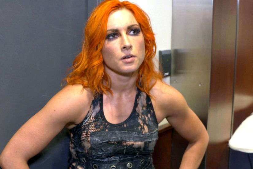 "Becky Lynch calls out people who ""get handed a lot of things"" in WWE:  WWE.com Exclusive, June 18, 2017 