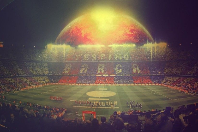 Camp Nou Stadium Barcelona