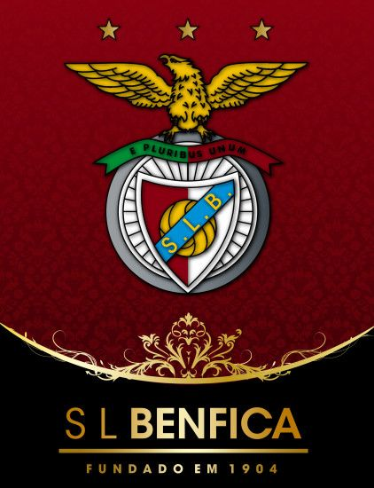 S L Benfica ID by MrMAU on DeviantArt