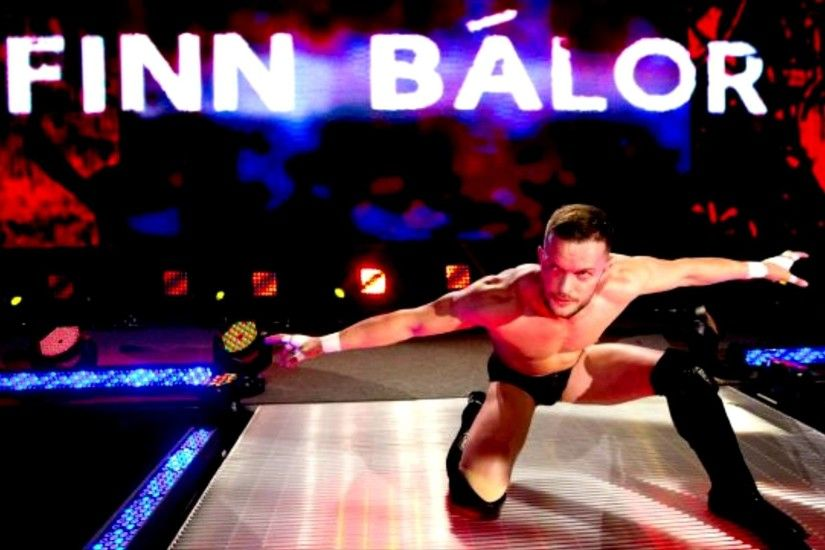 "Finn Balor 1st NXT Theme ""Catch Your Breath"" Arena Effects"