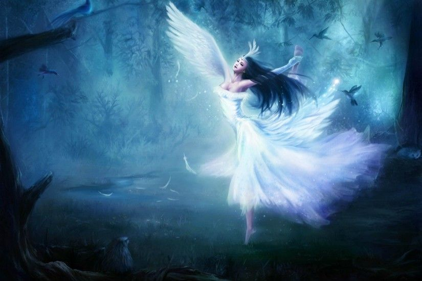 Fairies Wallpaper Backgrounds - Wallpaper Cave