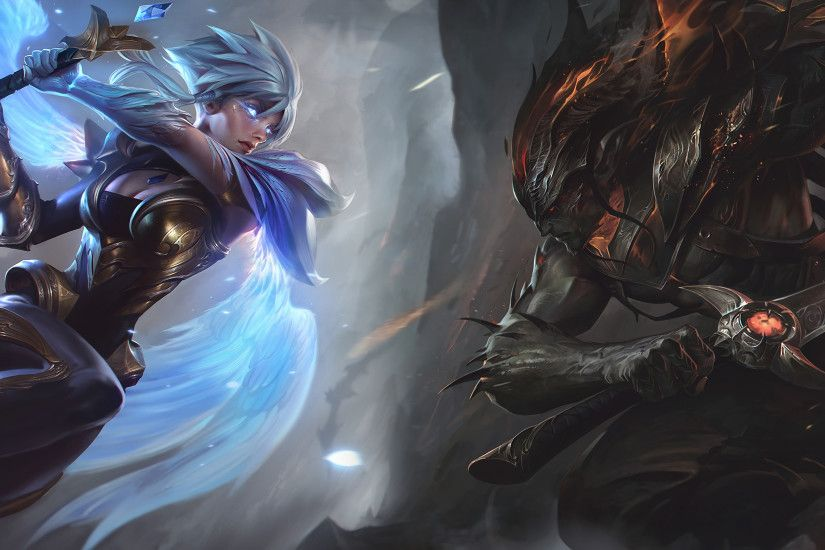Riven - LoL Wallpapers | HD Wallpapers & Artworks for League of Legends
