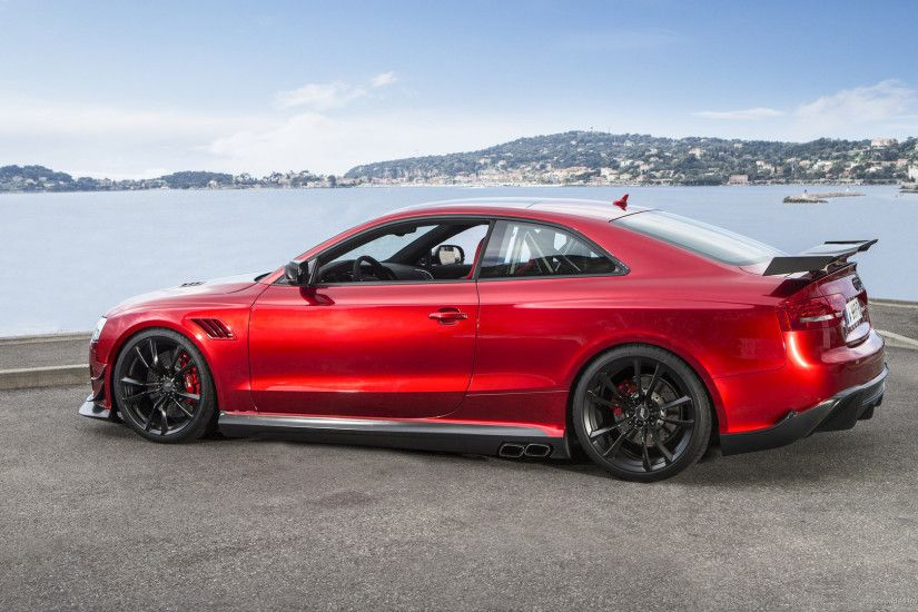 ABT Audi RS5-R Sideview for 1920x1080