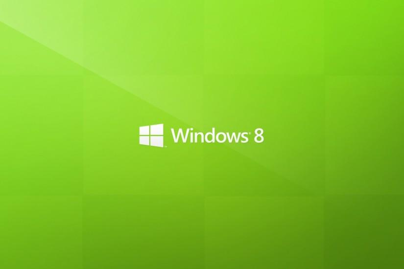 Microsoft Lime Green Wallpaper