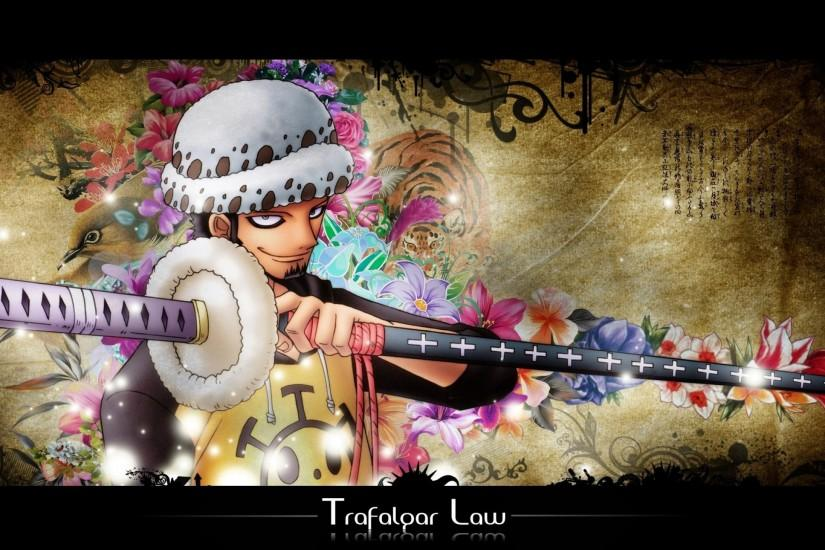 Trafalgar Law Wallpaper 763368