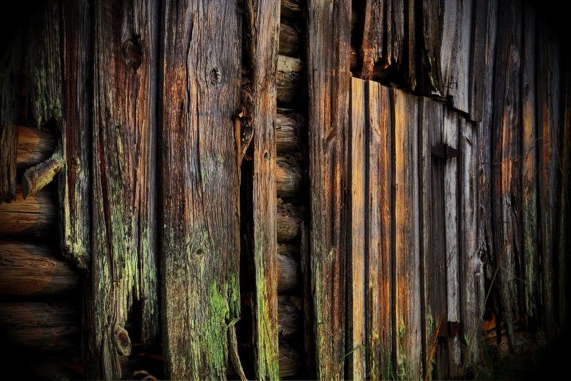 Abstract Old Wood HD Wallpapers