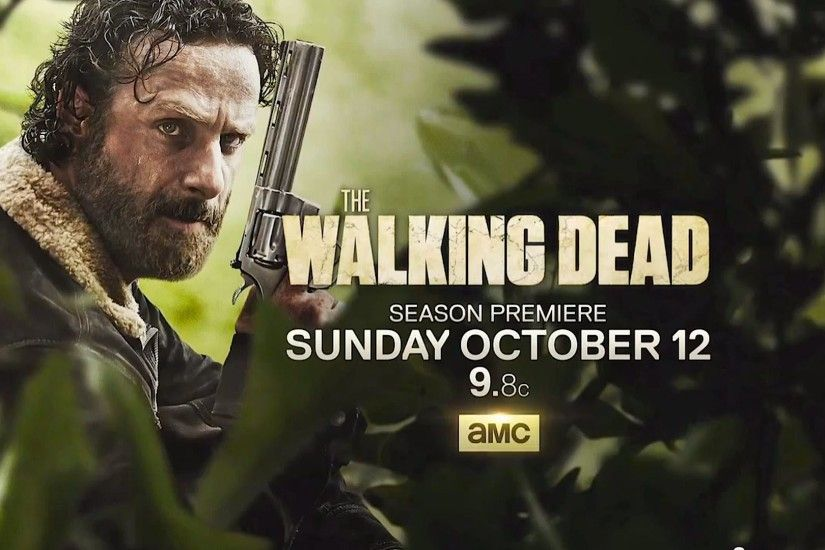 New Trailer for The Walking Dead Season 5 Premiere