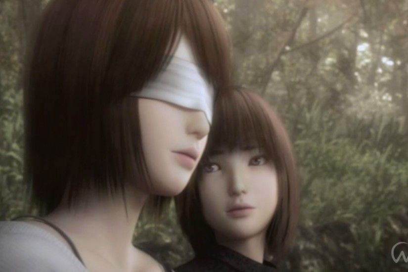Fatal Frame 2 / Project Zero 2 Wii Edition - The Abyss Ending - YouTube