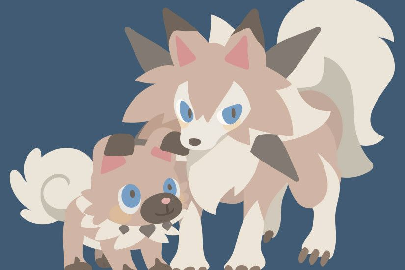 Pokémon Pokémon Sun And Moon Rockruff · HD Wallpaper | Background ID:740000