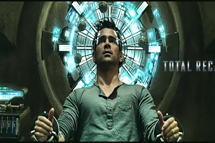 Colin Farrell in Total Recall Kate Beckinsale ...