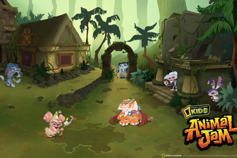 animal jam backgrounds 1920x1200 4k