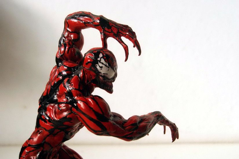 Carnage from Marvel by JokerZombie Carnage from Marvel by JokerZombie