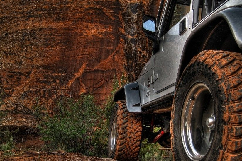 Vehicles - Jeep Wrangler Vehicle Car Jeep Wallpaper