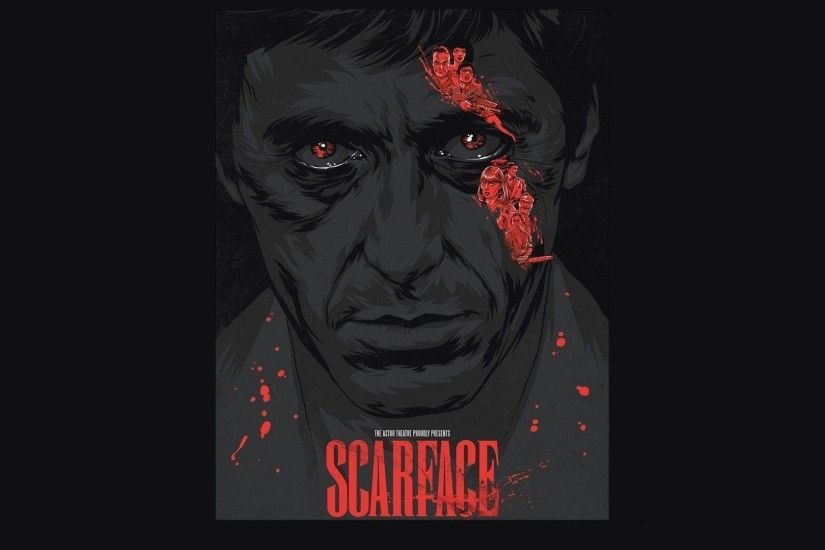6 Scarface Wallpapers | Scarface Backgrounds