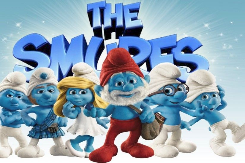 Smurfs The Lost Village C..