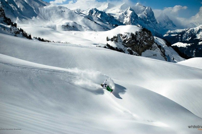 Top Snowboarding Powder Images for Pinterest