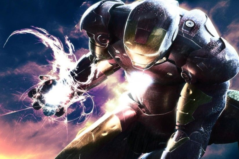 D Iron Man Wallpapers Group Iron Man Wallpapers Wallpapers)