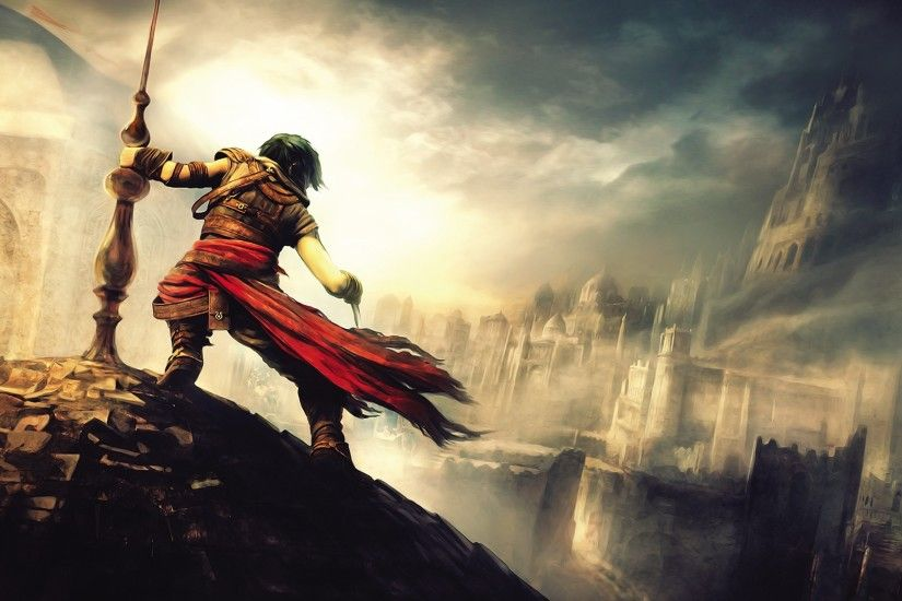 Prince Of Persia, Video Games, Prince Of Persia: The Two Thrones Wallpapers  HD / Desktop and Mobile Backgrounds