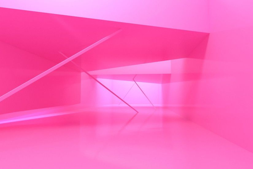 pink room and pink background 3d model ma mb 1