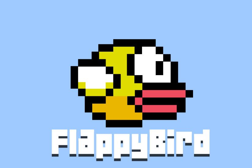 Flappy Bird Blue Bird