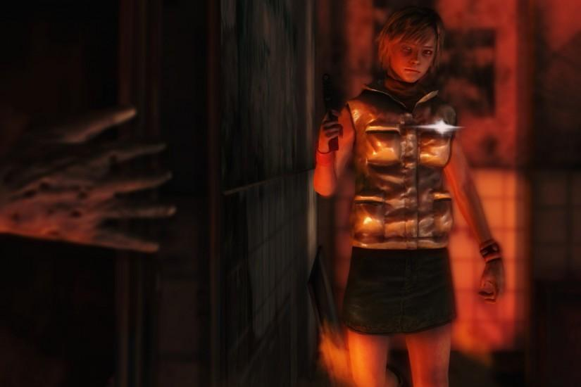 free download silent hill wallpaper 1920x1452