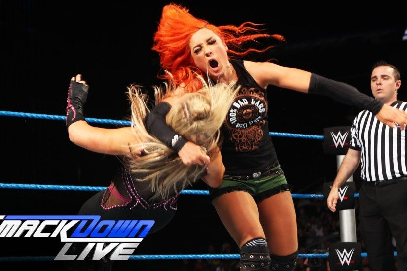 Becky Lynch vs. Natalya: SmackDown Live, July 26, 2016