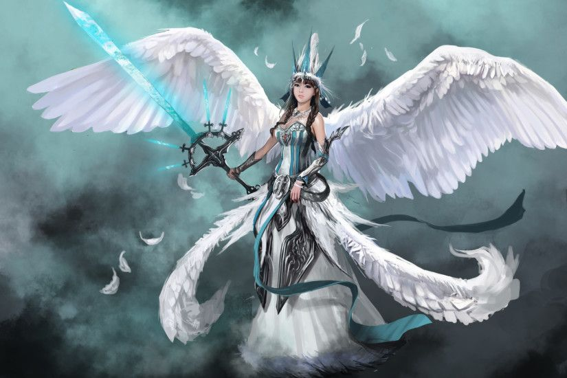 Sword of Angels Wallpaper HD Images #89501 2480x1748 px 1.69 MB Fantasy  Sword of Angels