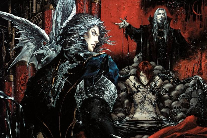 Castlevania Wallpapers Full HD Wallpaper Search .
