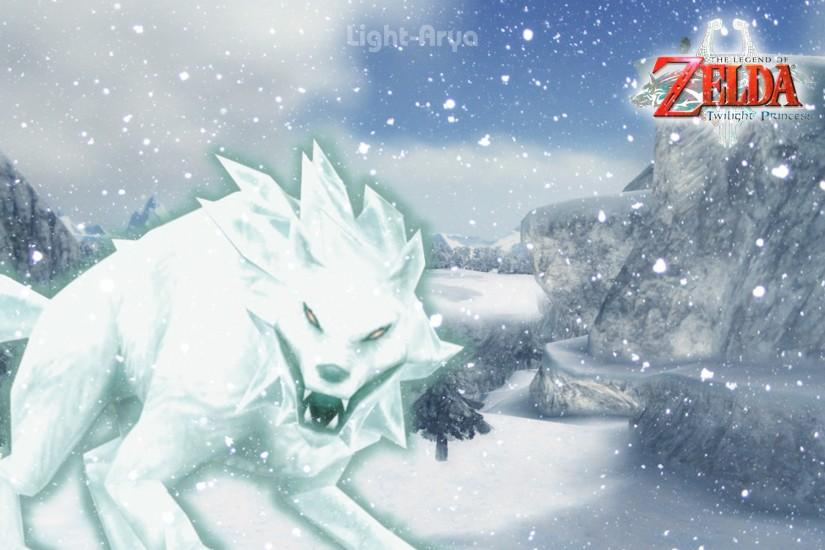 ... Wolfos - TLoZ Twilight Princess by Light-Arya