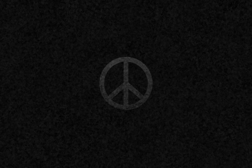 Upside Down Peace Sign wallpaper