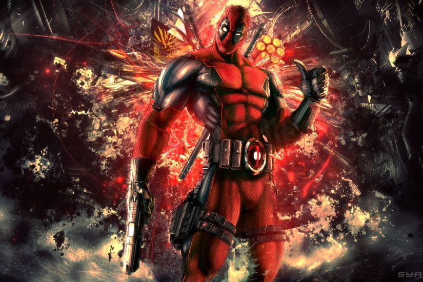 1920x1080 Wallpaper deadpool, wade wilson, mercenary, anti-hero, high moon  studios