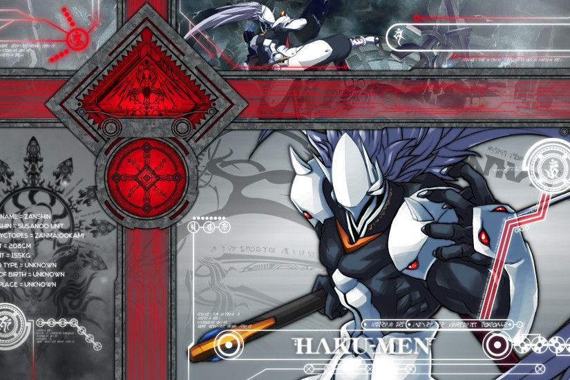 Anime - Blazblue Wallpaper