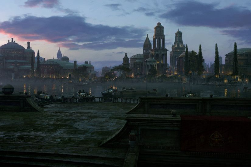 2400x1350 Star Wars images Landscape HD: Naboo (2400/1350) HD wallpaper and