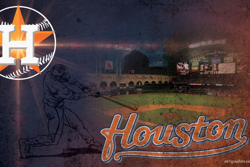HOUSTON ASTROS 1080P PS3 WALLPAPER