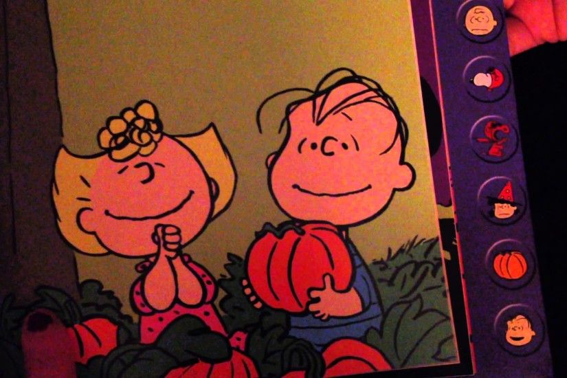 It's The Great Pumpkin Charlie Brown!