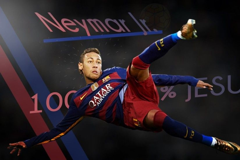 1920x1080 Neymar Jr Wallpaper Speedart