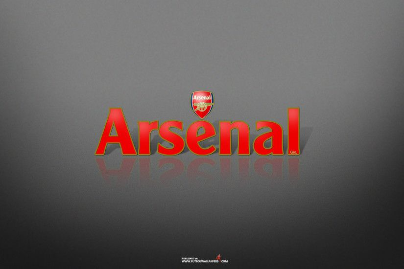 Arsenal Logo Wallpaper Desktop Windows