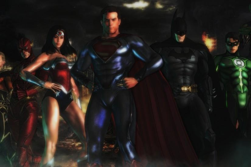 widescreen justice league wallpaper 2731x1456