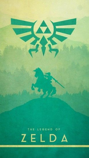 The Legend of Zelda - Phone Wallpaper [1080x1920] ...