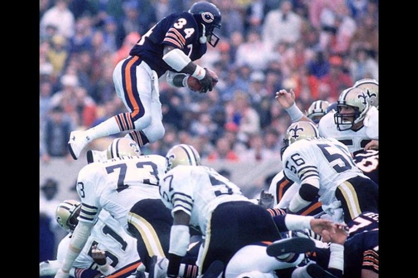 Walter Payton HD Wallpapers Source · Walter Payton Wallpaper Download HD  Wallpaper